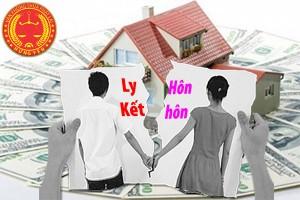 Lập vi bằng ghi nhận thỏa thuận phân chia tài sản của vợ chồng khi ly hôn